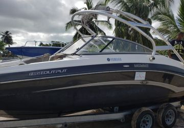 RBDF Harbour Patrol Unit makes Apprehension