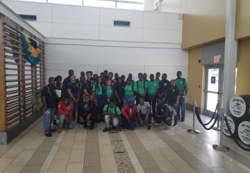 RBDF Rangers attend Summer Camp in USA