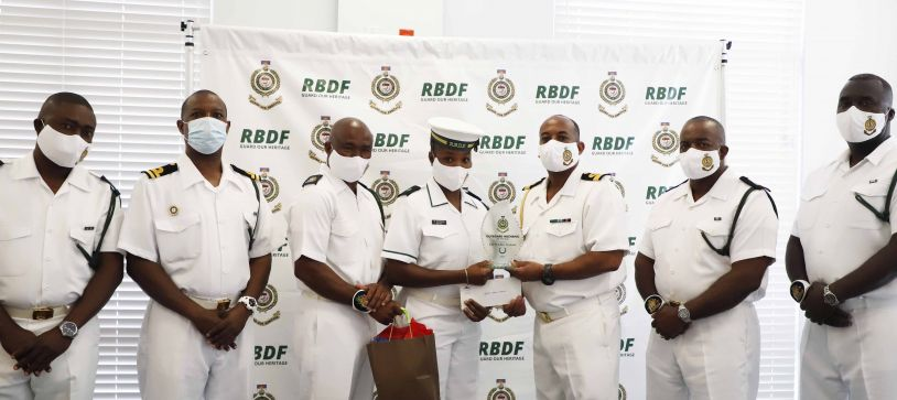 RBDF Engineers recognized for their Services