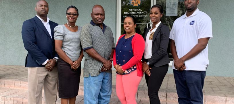 RBDF Personnel complete Camp Coordinators and Managers Course