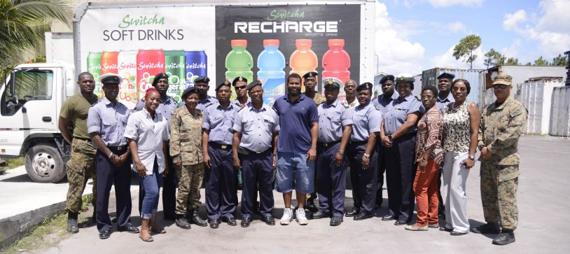 Defence Force Personnel Complete Business Development Progam at BAIC