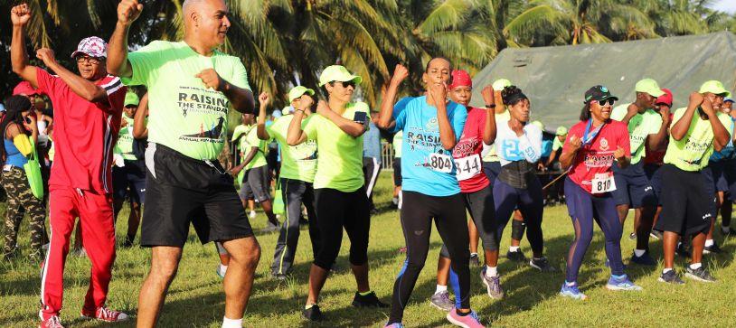RBDF Fun Run Walk and Health Expo 2019
