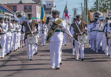 RBDF Commended for Outstanding Performance at Annual Church Service