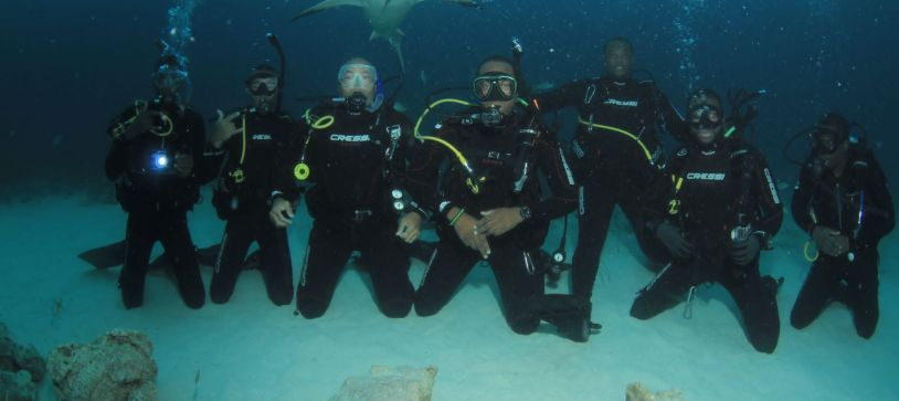 Military Divers