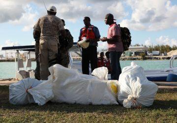 Drug Seizure in Exuma Cays Land and Sea Park