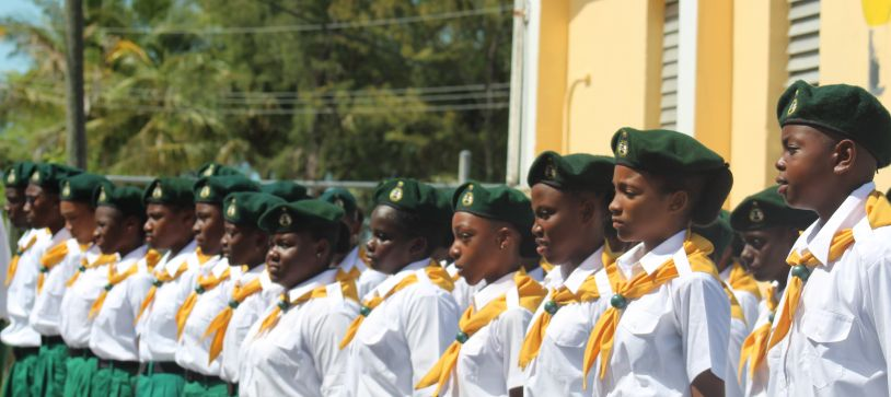 RBDF Rangers (Eleuthera) Passing out Parade