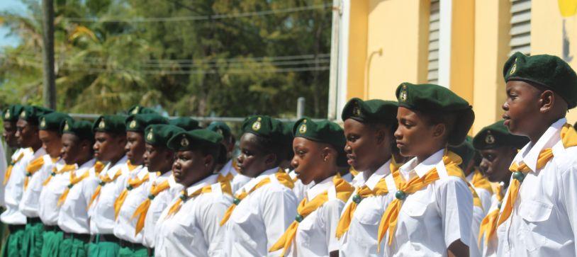 RBDF Rangers (Eleuthera) Passing out Parade
