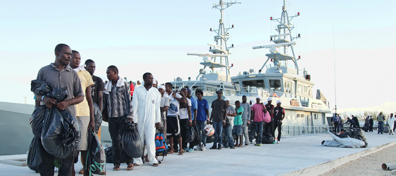 Second Migrant Vessel Apprehended in Joint Operation