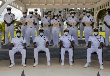 RBDF Personnel Complete Technical Training Course