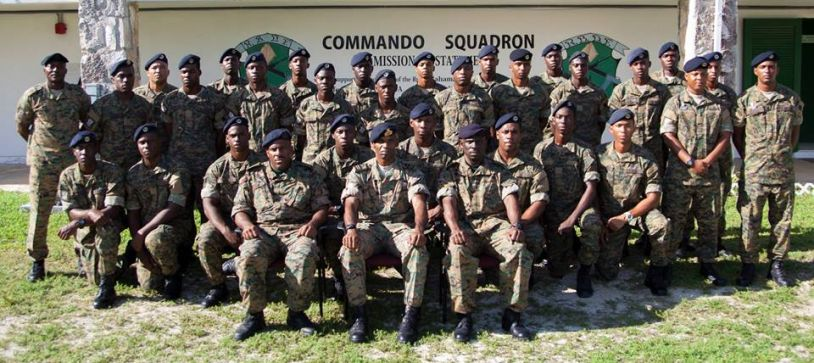 RBDF Commando Squadron Infantry Training