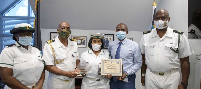 Defence Force Medical Facility Recognizes Staff