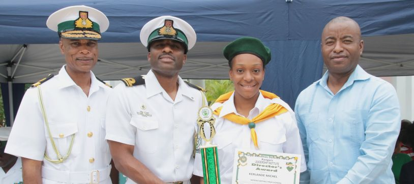 Abaco Rangers Installation