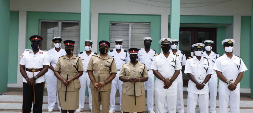 RBDF Personnel Successfully complete Defensive Driving Course