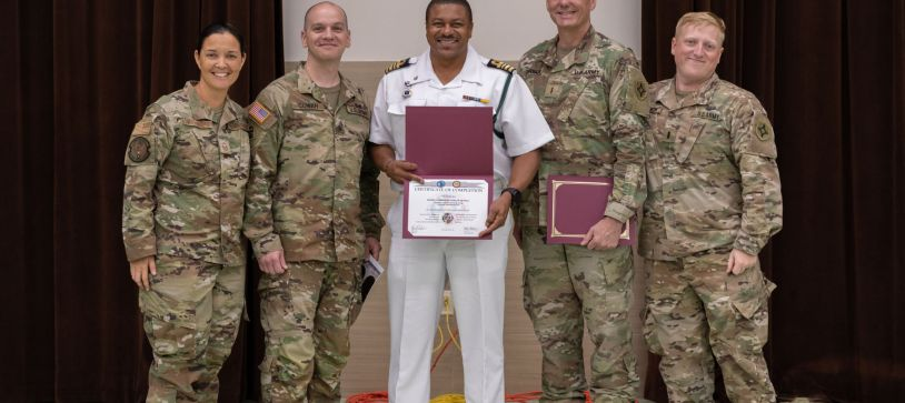 RBDF participates in Tradewinds Defensive Cybersecurity Exercise