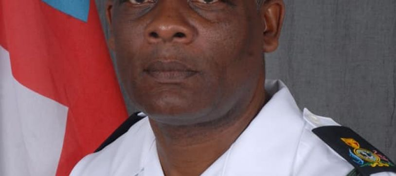 Force Chief Petty Officer Lawrence Luke Bethel