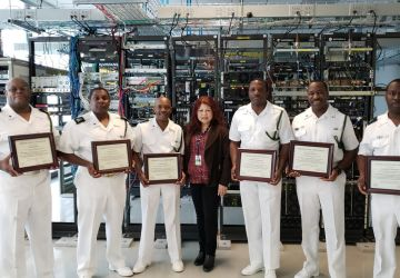 RBDF Communications Engineers Successfully Complete Motorola Training