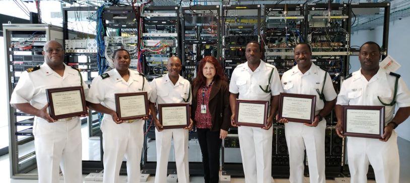 RBDF Communications Engineers Successfully Complete Motorola Training