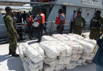 HMBS ROLLY GRAY MAKES DRUG BUST