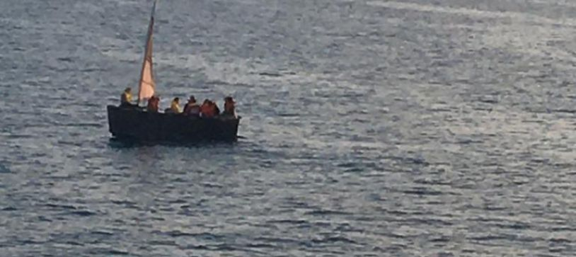 Cuban Migrants Apprehended