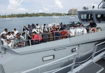 Cuban Nationals and Foreign Fishermen apprehended by Defence Force
