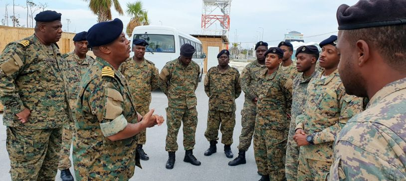 ACDF Visits Abaco Deployment