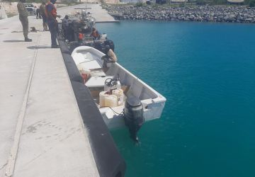 Turks and Caicos Fishermen rescued at Sea