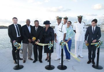 RBDF launches soft launch of Sandy Bottom