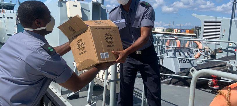 HMBS KAMALAMEE – Boarder Enforcement Preparations