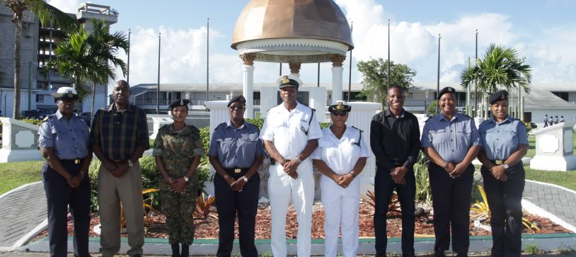 Defence Force Squad assists Comrades with Medical Expenses