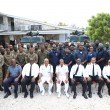 RBDF and Customs Officers complete Joint Combined Exercise Training