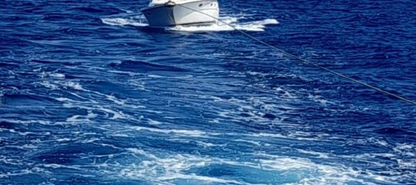 RBDF assists Disabled Vessel