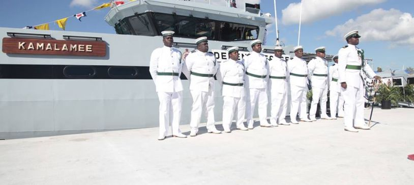 RBDF Vessel Commissioned