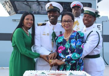 RBDF Commissions Patrol Craft