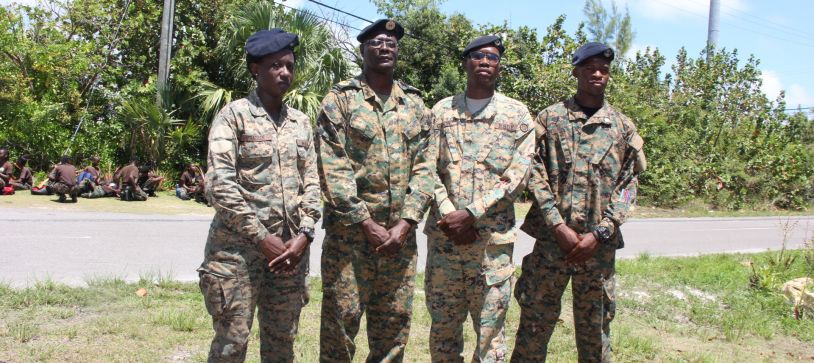 Defence Force Rangers  Instructors Save A Life