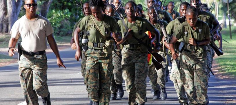 Marines Complete Basic Infantry Training