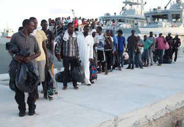 Haitian Migrants apprehended in Ragged Island