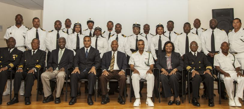 THE ROYAL BAHAMAS DEFENCE FORCE PARTNERS WITH BAHAMAS CUSTOMS & EXCISE DEPARTMENT TO ESTABLISH BAHAMAS CUSTOMS FIRST MARINE UNIT