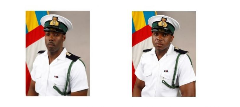 Royal Bahamas Defence Force Officers Complete Naval Officer Training in England