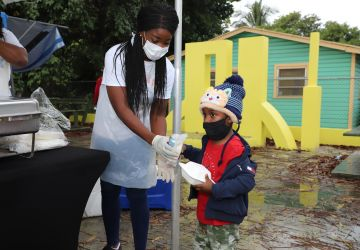 New Entry 46/ Woman Entry 16 Community Service