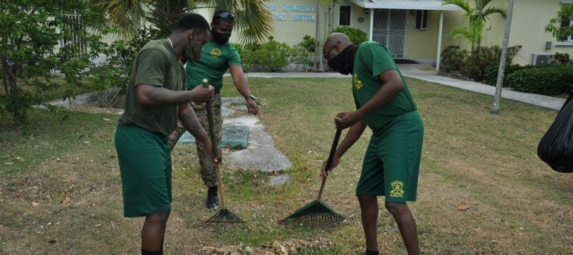 Commando Squadron Community Initiative