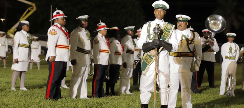 RBDF joins Country in Independence Celebrations