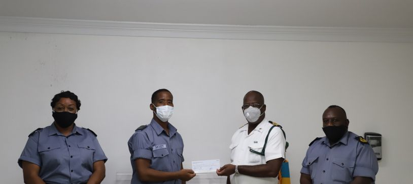 RBDF assists Comrades with Medical Assistance
