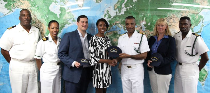 STEMBoard & Millennium Engineering and Integration Company Makes Courtesy Call On Acting Commander Defence Force