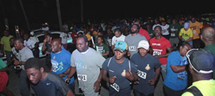 Royal Bahamas Defence Force Fun Run Walk 2018