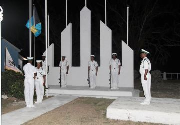 Royal Bahamas Defence Force detached to HMBS Matthew Town