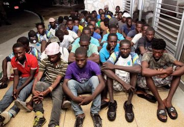 64 Haitian Migrants apprehended in Ragged Island