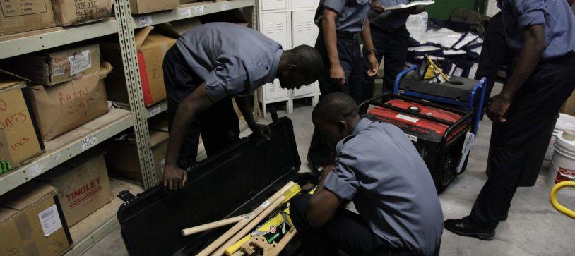 RBDF Leads Way in Disaster Preparations ahead of Hurricane Season 2016 Part VI…
