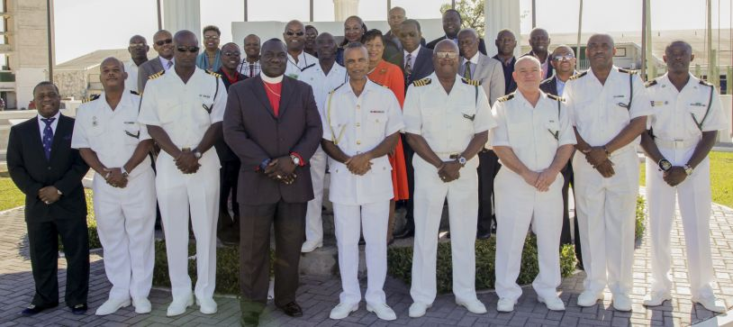 Bahamas Christian Council Visits Commander Defence Force