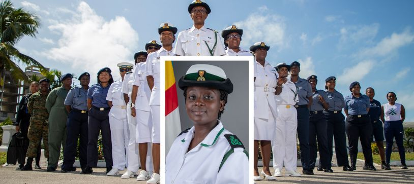 Mothers serving in the Defence Force Mother's Day Special Feature: Petty Officer Michelle Woods