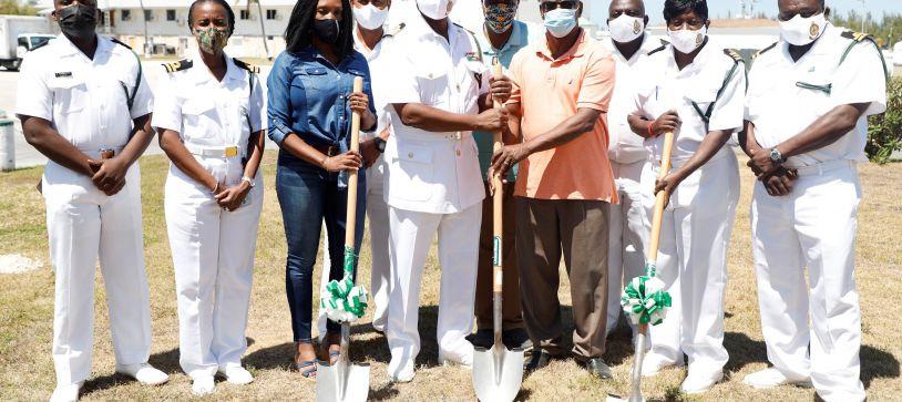 RBDF Veterans Association holds Tree Planting Ceremony